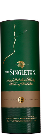 Singleton of Glendullan 15 years 1ltr