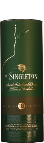 Singleton of Glendullan 18 years 1ltr