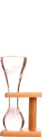 Pauwel Kwak glas met houder 1x50cl