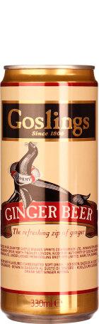 Gosling's Ginger Beer 4-pack blik 4x33cl