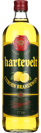 Hartevelt Citroen Brandewijn 1ltr