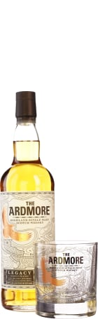 Ardmore Legacy Giftset 70cl