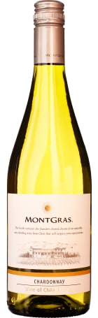 MontGras Estate Chardonnay 75cl