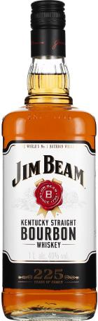 Jim Beam White 1ltr