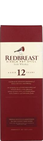 Redbreast 12 years Pot Still 70cl