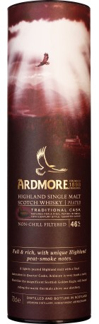 Ardmore Single Malt Traditional Cask 70cl