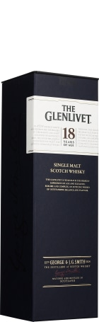 The Glenlivet 18 years Single Malt 70cl