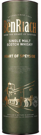 Benriach Heart of Speyside Single Malt 70cl