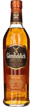 Glenfiddich 14 years Rich Oak 70cl