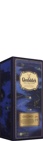 Glenfiddich 19 years Age of Discovery Bourbon Cask 70cl