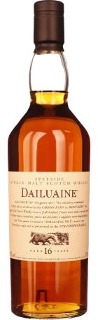 Dailuaine 16 years Single Malt 70cl