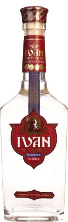 Ivan the Terrible Vodka 70cl