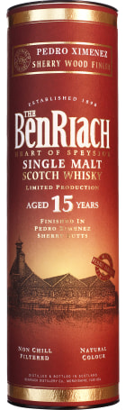 Benriach 15 years Pedro Ximinez Finish 70cl