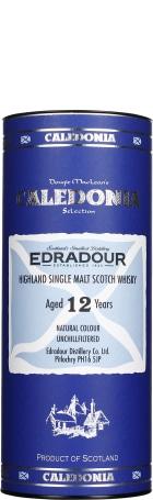 Edradour 12 years Caledonia Single Malt 70cl