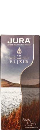Isle of Jura 12 years Elixir 70cl