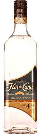 Flor de Cana 4 years Extra Dry 70cl
