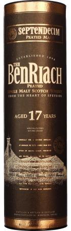 Benriach 17 years Septendecim 70cl