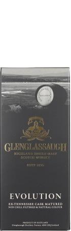 Glenglassaugh Evolution Single Malt 70cl