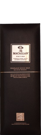 The Macallan Oscuro 70cl