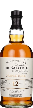 Balvenie 12 years Triple Cask 1ltr