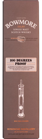 Bowmore 100 Degrees Proof 1ltr