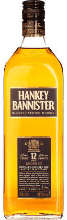 Hankey Bannister Regency 12 years 70cl