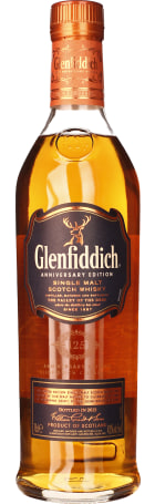 Glenfiddich 125th Anniversary 70cl
