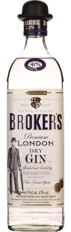 Broker's Export Gin 70cl