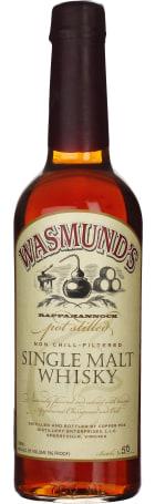 Wasmund's Single Malt 70cl