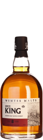 Wemyss Malts Spice King 8 years 70cl