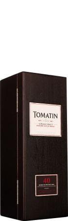 Tomatin 40 years Single Malt 70cl