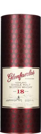 Glenfarclas 18 years Single Malt 1ltr