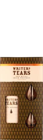 Writers Tears Pot Still Giftset 70cl