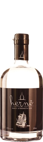 Herno Navy Strength Dry Gin 50cl