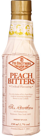 Fee Brothers Peach 15cl