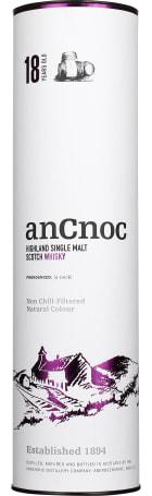 An Cnoc 18 years Single Malt 70cl