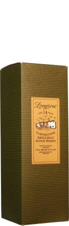 Longrow 14 years Single Malt 70cl