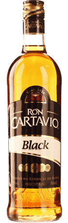 Ron Cartavio Black 70cl