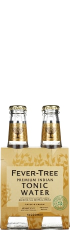 Fever Tree Indian Tonic Water 4-pack 4x20cl