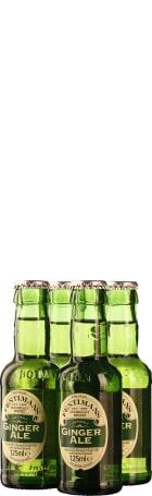 Fentimans Ginger Ale 4-pack 4x125m