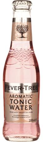 Fever Tree Aromatic Tonic 24x20c