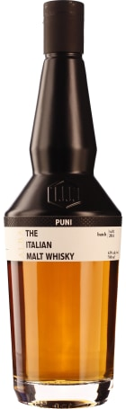 Puni Alba 3 years Italian Single Malt Sicilian Marsala Casks 70cl