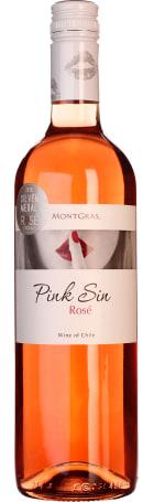 MontGras Pink Sin Zinfandel Rosé 75cl