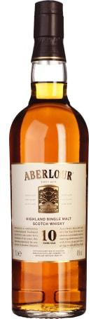 Aberlour 10 years Single Malt 70cl