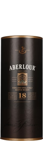 Aberlour 18 years Single Malt 70cl