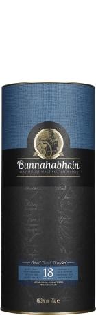 Bunnahabhain 18 years Single Malt 70cl
