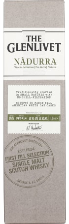 The Glenlivet Nadurra First Fill Selection B#FF0714 1ltr