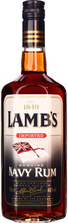 Lambs Navy Rum 70cl
