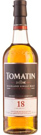 Tomatin 18 years Single Malt 70cl