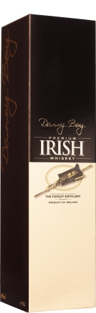 Danny Boy Irish whiskey 70cl